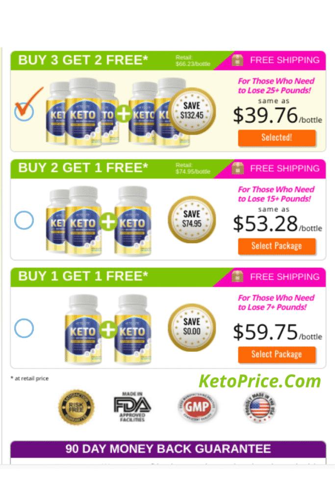 keto-lite-price